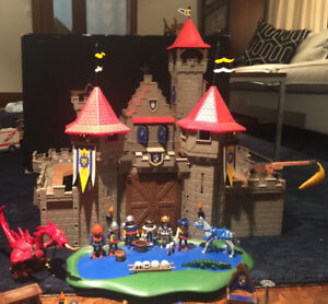 Playmobil 3268 - Knights Empire Castle