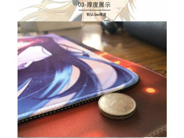 Anime Girl Mouse Pad Final Fantasy Tifa Lockhart Large Keyboard Mat Game Playmat