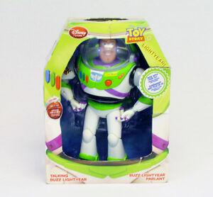 Disney Buzz Lightyear Deluxe Talking Figure