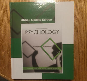 Psychology- From Inquiry to Understanding, 2nd Edition Windsor Region Ontario image 1