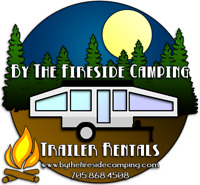 By The Fireside Camping Camper Trailer Rentals MAY/JUNE SPECIAL!