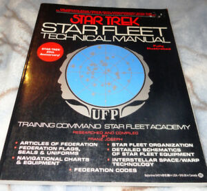 Star Trek Collector Vintage Reference Books - FOUR Available