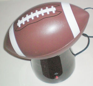 Football Shaped Hot Air Popcorn Maker Appliance