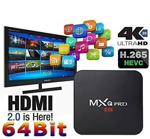MXQ Pro Android tv box Kodi 17 Android 5.1 Amlogic S905