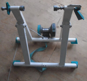 Stationary Bike Stand Attachment