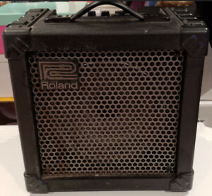 Roland Cube 15 Guitar Practice Amp, Gently Used