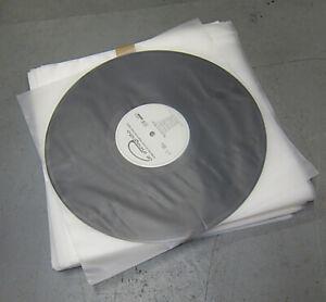 "Poly Inner Sleeve for 12""X12"" Vinyl LP Records NEW"