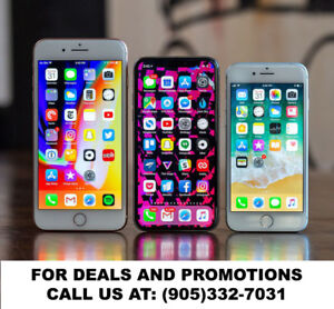 Back to school special on All types of Apple iPhones!