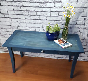Beautifully Refinished Coffee Table