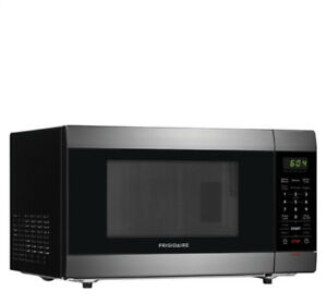NO TAX SALE-microwave-samsung -STAILESS STEEL-1.4Cu-IN BOX-$69.9