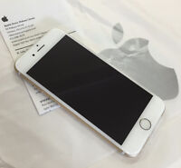 BRAND NEW iPhone 6 128GB FACTORY UNLOCKED WARRANTY