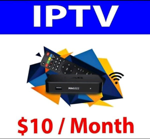 IPTV SUBSCRIPTION HD IPTV