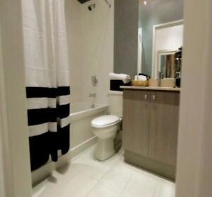 New Two Bedrooms Suite in Kitchener Waterloo near Google & DT Kitchener / Waterloo Kitchener Area image 3