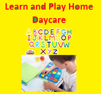 Learn and Play  Oshawa Home Day care