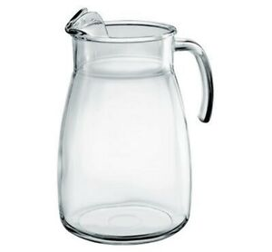 Lipped Glass Jug Artic 2.8 L 2.8 Litre Pitcher Juice Water Cocktails Ice Pimms