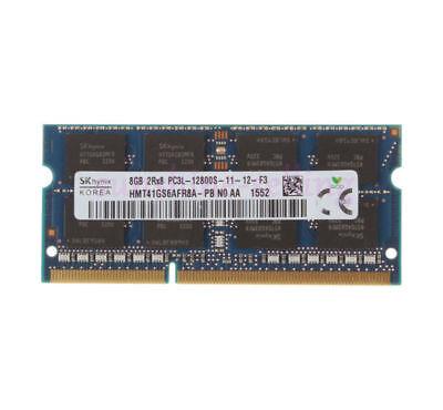 8GB SK Hynix 8 GB 2RX8 DDR3L 1600MHz PC3L-12800S SODIMM Laptop Speicher Standard