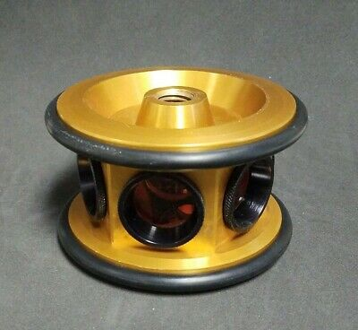 Topcon Type 360 Degree Robotic Prism With Copper Coated Prisms 58 X 11 Thread