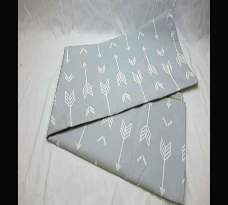 Washable Craft Mat  Water Resistant  Anti Slip Splash Mat  51 inches