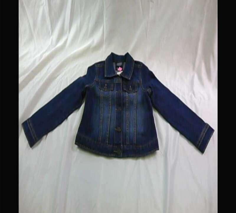 The Children s Place Kid s Denim Jacket 4T