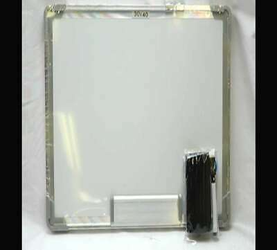 Magnetic Dry Erase Whiteboard With Marker