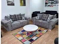 ☀️ High Quality Verona Fabric Sofa in Corner and 3+2 ☀️