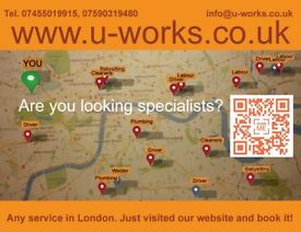 ANY KIND OF SPECIALISTS FOR YOU!!!! WE ARE READY TO HELP YOU!!!