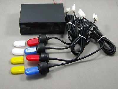 Stroboskop Blitzer 4er Set sehr hell für 24Volt PACE CAR Blitzer gebraucht kaufen  Oer-Erkenschwick