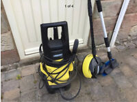 Karcher k3.150 used only a few times. With brush and patio cleaner