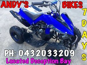 GOOD QUALITY BRAND NEW MOTORBIKES / QUADS Deception Bay Caboolture Area Preview