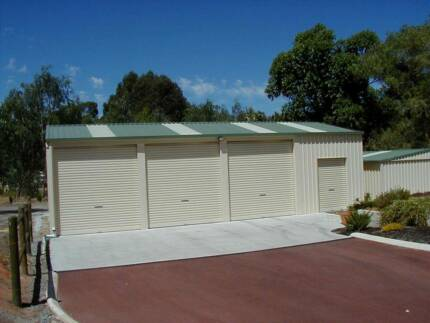 GARAGES, SHEDS Midvale Mundaring Area Preview