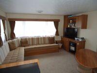 Caravan Holiday at Camber Sands - 31/7 Mon to Fri passes incl