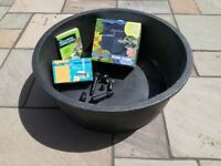 Complete water feature kit