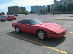 1988 CORVETTE à vendre en excellente condition