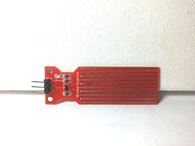 Arduino Rain Water Level Sensor Module Liqiuid Detection