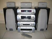 Technics SC-EH770 Hi-Fi System