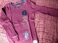 Harry Potter Girls Size M Shirt