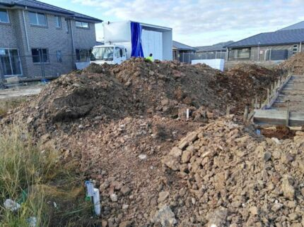 Dirt Removed / Landscaping / Excavations