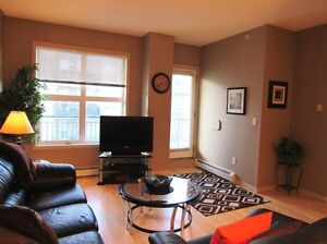 FULLY FURNISHED  ONE  BEDROOM CONDO  AVAILABLE IMMEDIATELY