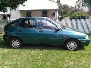 1997 Ford Festiva Hatchback Muswellbrook Muswellbrook Area Preview