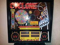 Pinball Machine Williams Cyclone