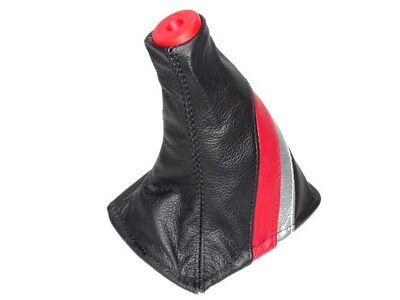 Gear Boot For Toyota Celica 1994-1998 TRD Stripes Leather