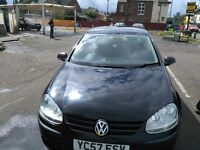 Golf TDI for sale, good runner, tidy interior, slight scuff to near side wing