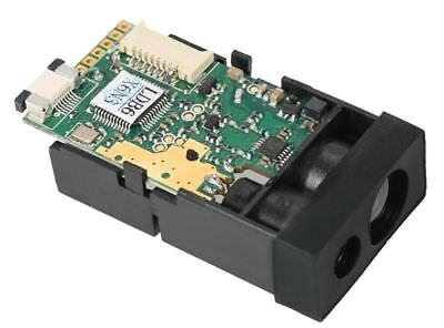 Mini Laser Distance Meter Serial Sensor Range Finder Rs232ttl Serial Module