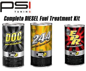 bg products ultimate diesel engine fuel treatment kit bg  oil flush ebay