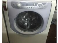 L1 Hotpoint AQXXL129 7.5kg 1200Spin White A+Rated Washing Machine 1YEAR WARRANTY FREE DEL N FIT