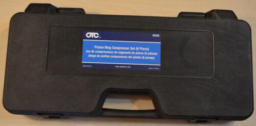 Piston Ring Compressor Set #4838 By Otc Tools