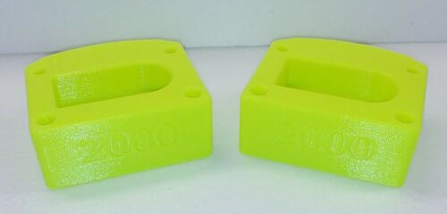 TurboSound-iP2000-series-Pin-Protector(2) Highlighter Green, single speaker unit