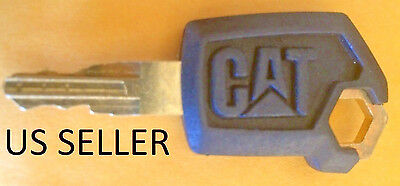 Caterpillar Heavy Equipment Ignition Key - Cat 5p8500 - New Style Logo