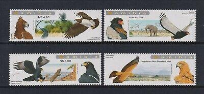 Namibia - 2009, Eagles of namibia, Birds set - MNH - SG 1118/21