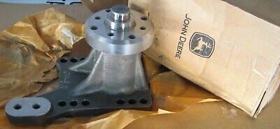 New Oem John Deere Fan Support Bearing Shaft Dozer Loader Backhoe Excavator 120